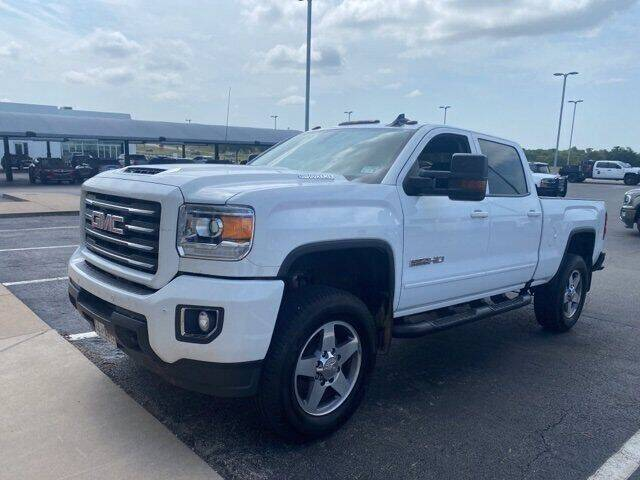 2018 GMC Sierra 2500HD for sale at Jerry's Buick GMC in Weatherford TX