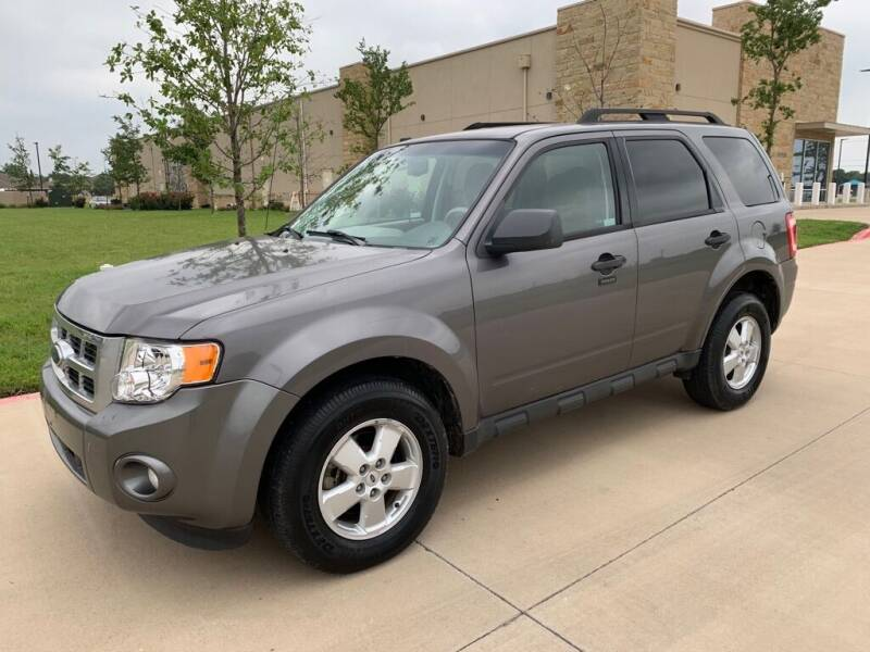 2010 Ford Escape for sale at Bells Auto Sales in Austin TX