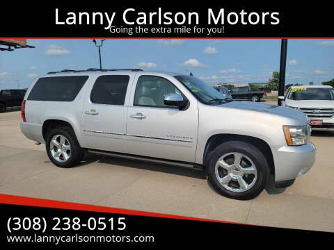 2014 Chevrolet Suburban for sale at Lanny Carlson Motors in Kearney NE