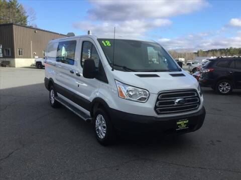 2018 Ford Transit Cargo for sale at SHAKER VALLEY AUTO SALES in Enfield NH