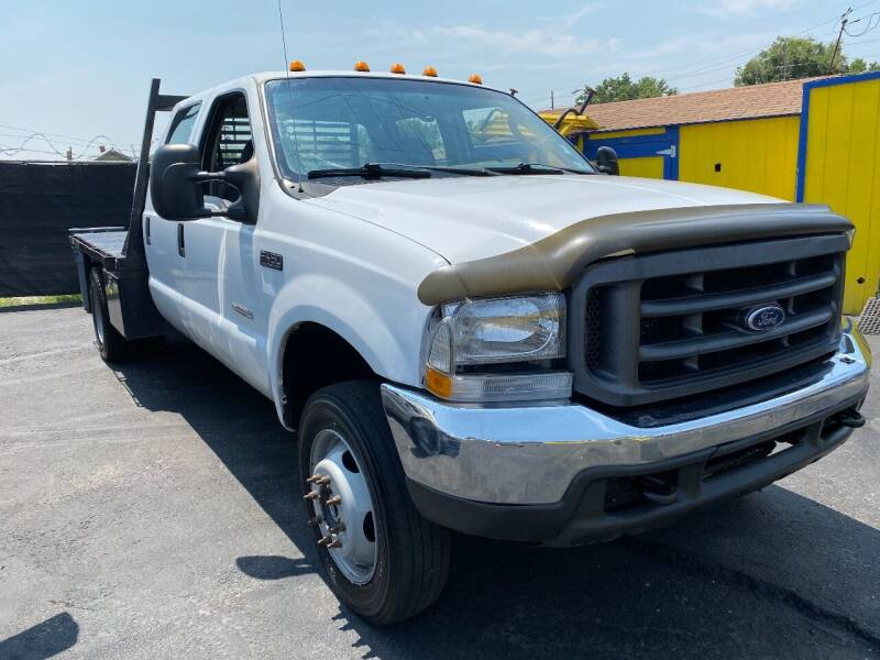 2004 Ford F-450 Super Duty for sale at New Wave Auto Brokers & Sales in Denver CO