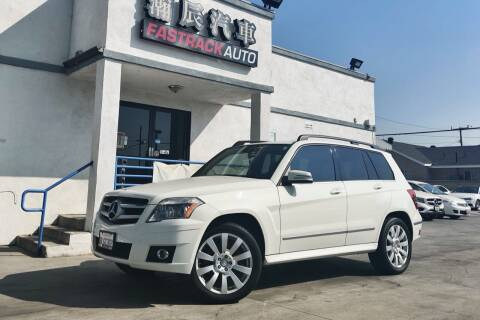 2012 Mercedes-Benz GLK for sale at Fastrack Auto Inc in Rosemead CA