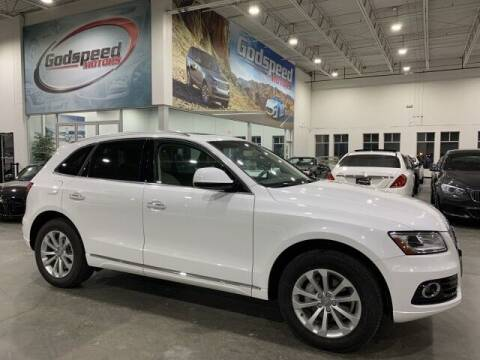 2015 Audi Q5 for sale at Godspeed Motors in Charlotte NC