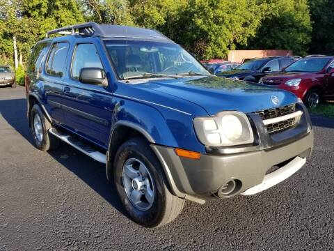 2004 Nissan Xterra for sale at Arcia Services LLC in Chittenango NY