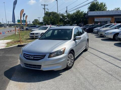 2012 Honda Accord for sale at CARMART Of New Castle in New Castle DE