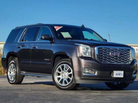 2018 GMC Yukon for sale at BuyRight Auto in Greensburg IN