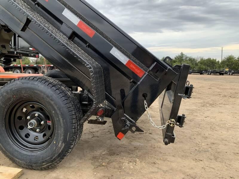 "2021 DELCO - Dump 83"" X 14' - Tarp - for sale at LJD Sales in Lampasas TX"