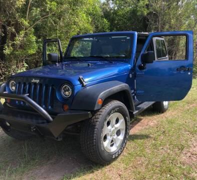 2010 Jeep Wrangler Sport for sale at Pirate Motorcars Of Treasure Coast, LLC in Stuart FL
