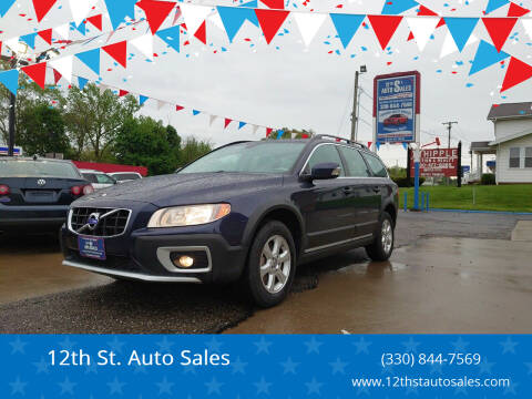 2011 Volvo XC70 for sale at 12th St. Auto Sales in Canton OH