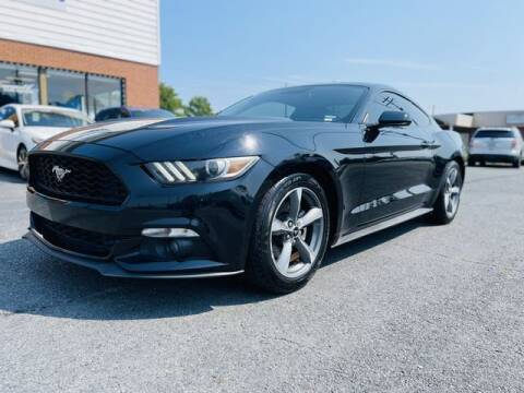 2017 Ford Mustang for sale at Car Nation in Aberdeen MD