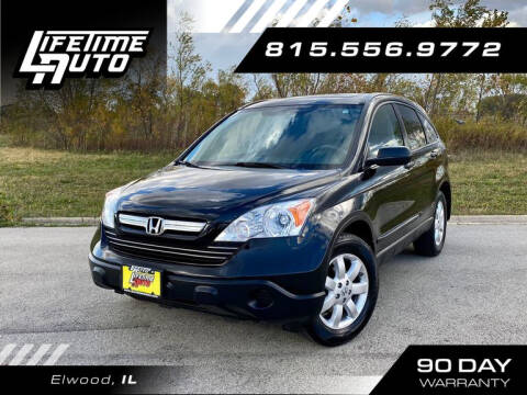 2008 Honda CR-V for sale at Lifetime Auto in Elwood IL
