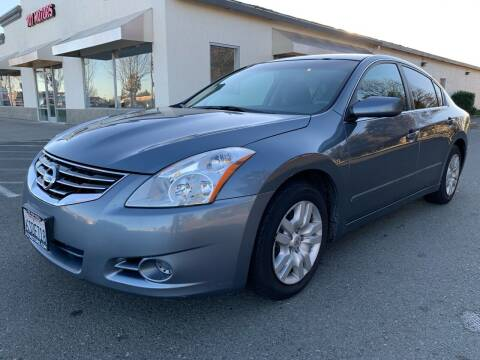 2010 Nissan Altima for sale at 707 Motors in Fairfield CA