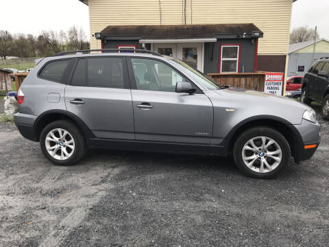 2009 BMW X3 for sale at PENWAY AUTOMOTIVE in Chambersburg PA