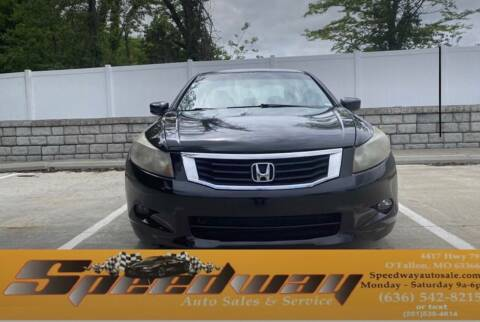 2009 Honda Accord for sale at Speedway Auto Sales in O'Fallon MO