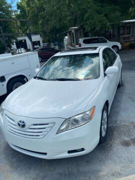 2007 Toyota Camry for sale at D & D Auto Sales in Valdosta GA