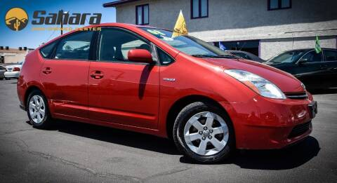 2008 Toyota Prius for sale at Sahara Pre-Owned Center in Phoenix AZ