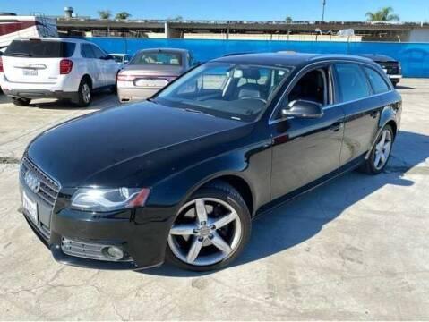 2010 Audi A4 for sale at WS AUTO SALES INC in El Cajon CA