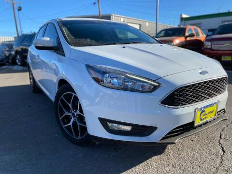 2018 Ford Focus for sale at New Wave Auto Brokers & Sales in Denver CO