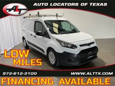 2017 Ford Transit Connect Cargo for sale at AUTO LOCATORS OF TEXAS in Plano TX