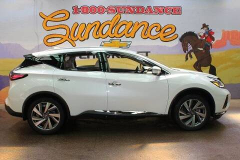2019 Nissan Murano for sale at Sundance Chevrolet in Grand Ledge MI