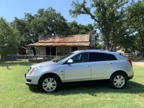 2011 Cadillac SRX for sale at Village Motors Of Salado in Salado TX
