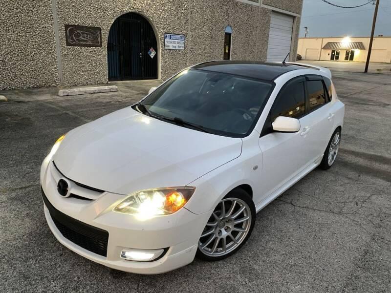2009 Mazda MAZDASPEED3 for sale at Evolution Motors LLC in Dallas TX