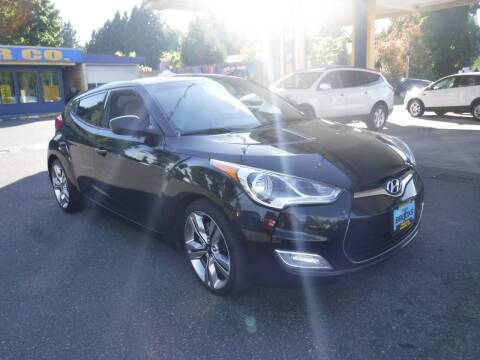 2012 Hyundai Veloster for sale at Brooks Motor Company, Inc in Milwaukie OR