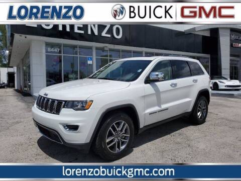 2021 Jeep Grand Cherokee for sale at Lorenzo Buick GMC in Miami FL