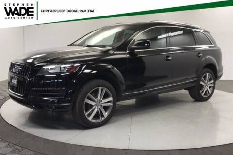 2015 Audi Q7 for sale at Stephen Wade Pre-Owned Supercenter in Saint George UT