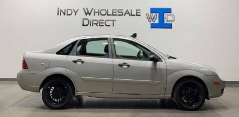 2007 Ford Focus for sale at Indy Wholesale Direct in Carmel IN
