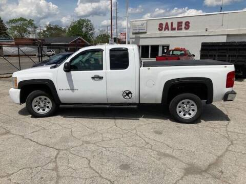 2009 Chevrolet Silverado 1500 for sale at Town & City Motors Inc. in Gary IN