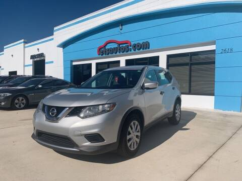 2016 Nissan Rogue for sale at ETS Autos Inc in Sanford FL