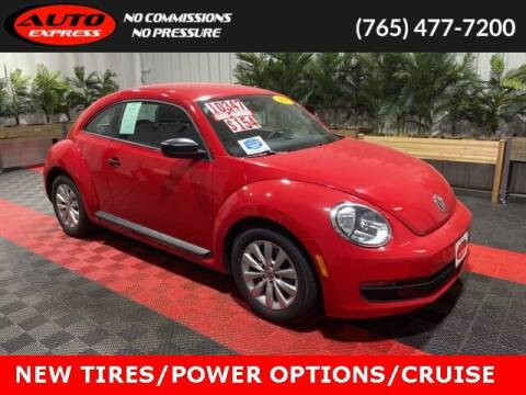 2013 Volkswagen Beetle for sale at Auto Express in Lafayette IN