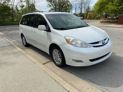 2009 Toyota Sienna for sale at Third Avenue Motors Inc. in Carmel IN