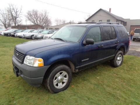 2004 Ford Explorer for sale at COUNTRYSIDE AUTO INC in Austin MN