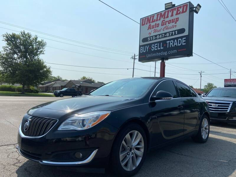 2014 Buick Regal for sale at Unlimited Auto Group in West Chester OH