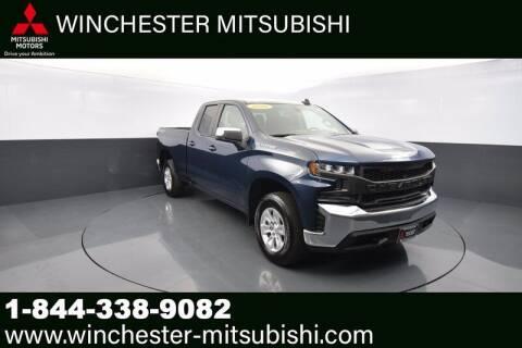 2020 Chevrolet Silverado 1500 for sale at Winchester Mitsubishi in Winchester VA