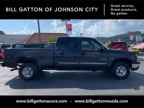 2003 Chevrolet Silverado 1500HD for sale at Bill Gatton Used Cars - BILL GATTON ACURA MAZDA in Johnson City TN