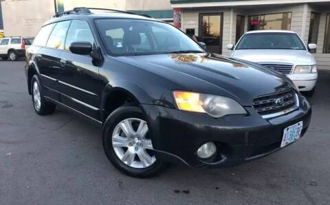 2005 Subaru Outback for sale at Salem Auto Market in Salem OR