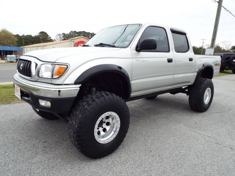 2002 Toyota Tacoma for sale at USA 1 Autos in Smithfield VA