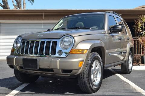 2005 Jeep Liberty for sale at ALWAYSSOLD123 INC in North Miami Beach FL