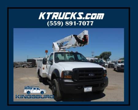 2006 Ford F-450 Super Duty for sale at Kingsburg Truck Center in Kingsburg CA
