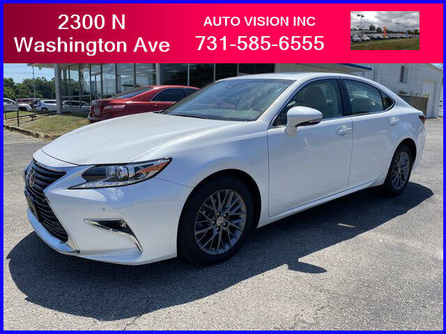 2018 Lexus ES 350 for sale at Auto Vision Inc. in Brownsville TN