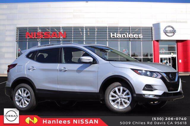 2021 Nissan Rogue Sport for sale at Hanlees Davis Nissan Chevrolet in Davis CA