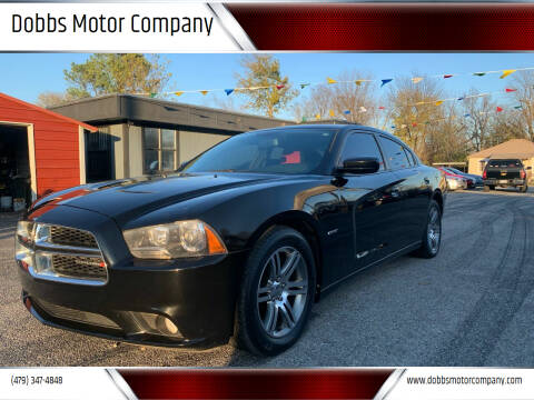 2013 Dodge Charger for sale at Dobbs Motor Company in Springdale AR