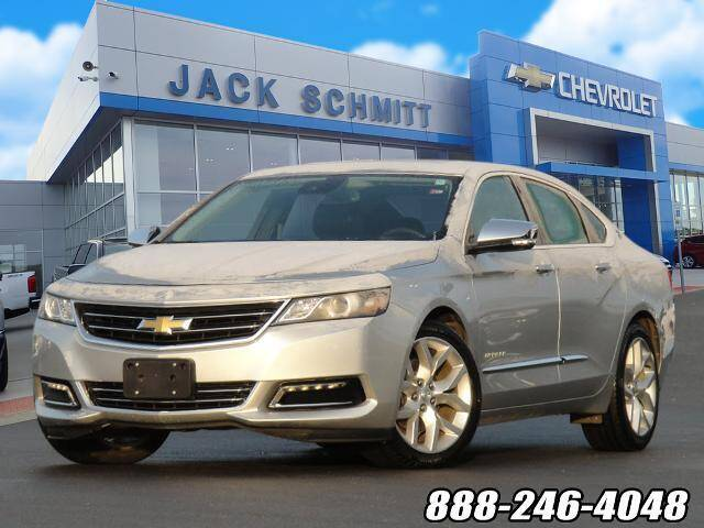 2014 Chevrolet Impala for sale at Jack Schmitt Chevrolet Wood River in Wood River IL