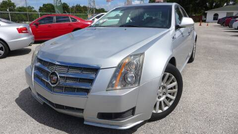 2011 Cadillac CTS for sale at Das Autohaus Quality Used Cars in Clearwater FL