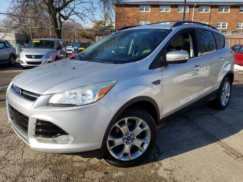 2013 Ford Escape for sale at RBM AUTO BROKERS in Alsip IL
