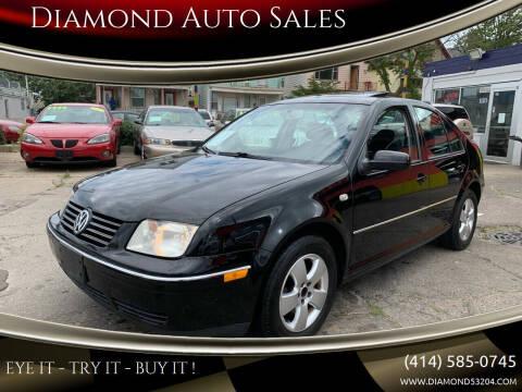 2005 Volkswagen Jetta for sale at Diamond Auto Sales in Milwaukee WI