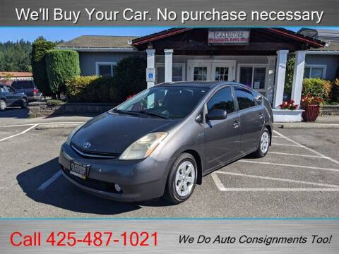 2008 Toyota Prius for sale at Platinum Autos in Woodinville WA